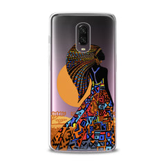Lex Altern TPU Silicone Phone Case African Beauty Woman