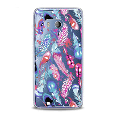 Lex Altern Colored Gentle Feathers HTC Case