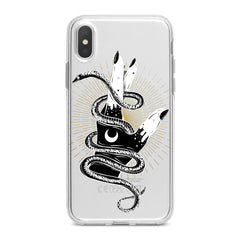 Lex Altern Bohemian Snake Phone Case for your iPhone & Android phone.