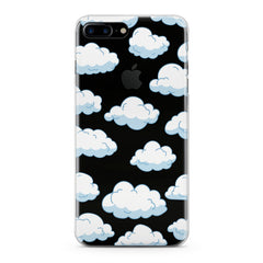 Lex Altern Clouds Pattern Phone Case for your iPhone & Android phone.