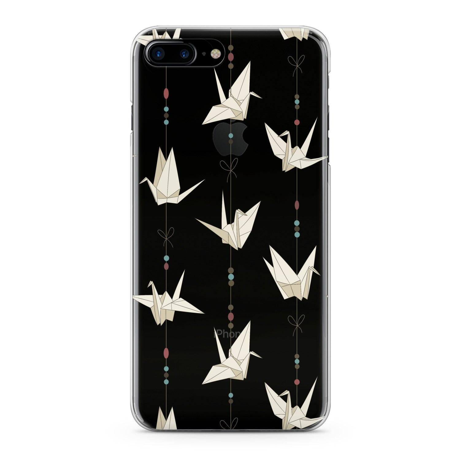 Lex Altern Birdie Origami Phone Case for your iPhone & Android phone.