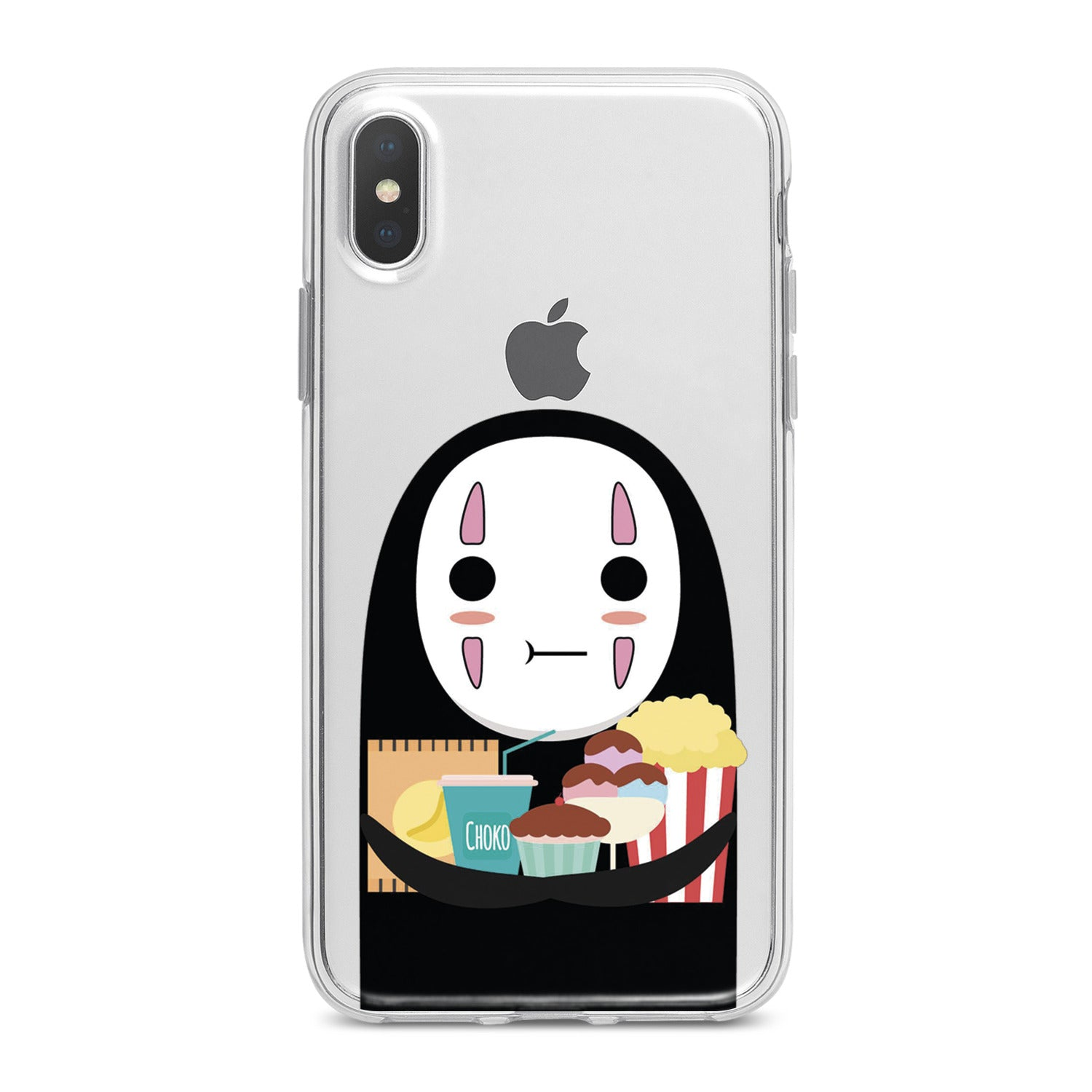 Lex Altern No Face Print Phone Case for your iPhone & Android phone.