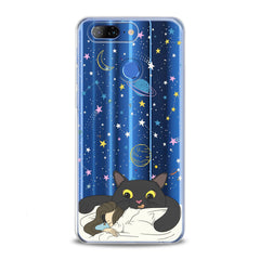 Lex Altern TPU Silicone Lenovo Case Feline Sweet Dreams