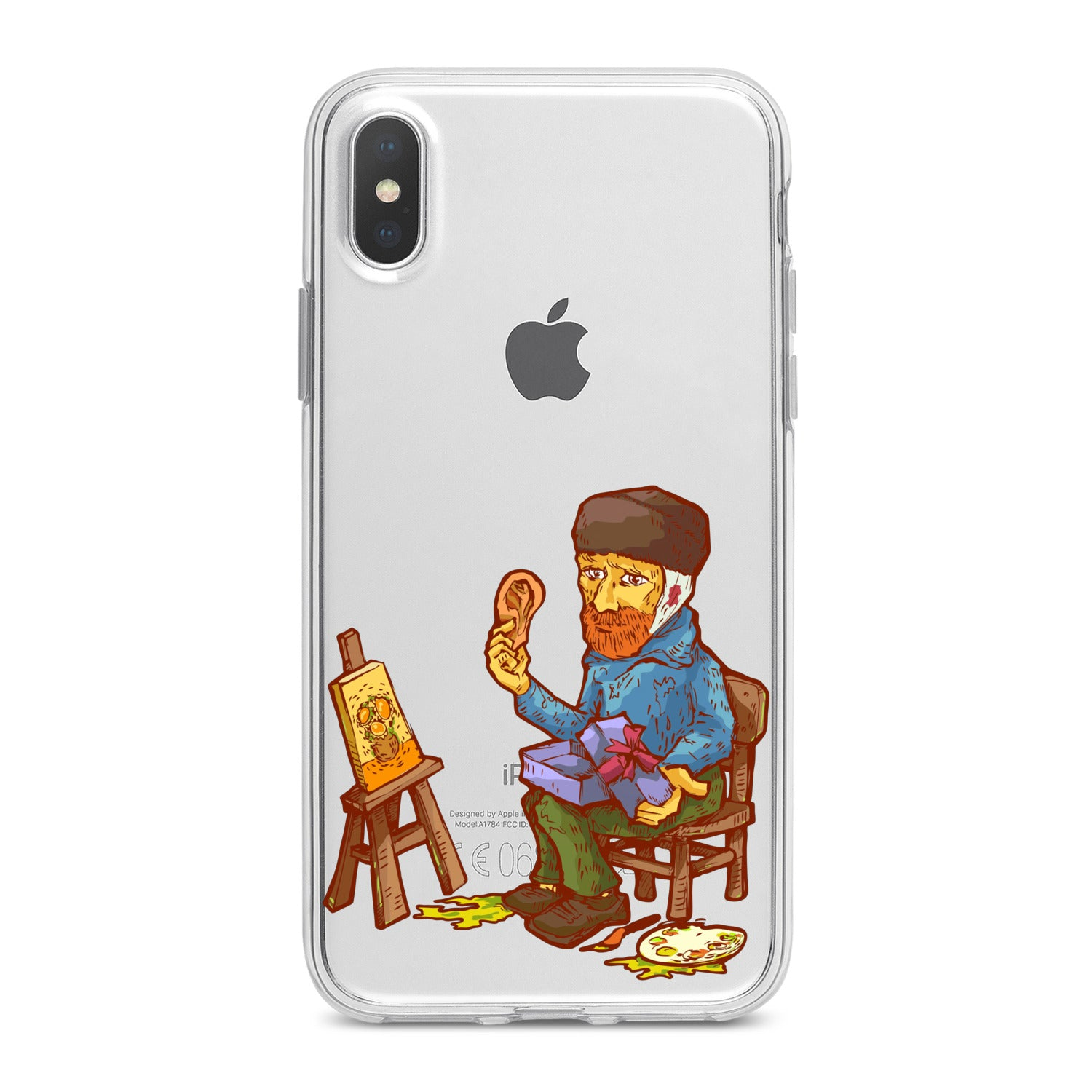Lex Altern Artist Creation Phone Case for your iPhone & Android phone.