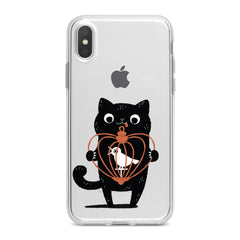Lex Altern Feline Bird Pet Phone Case for your iPhone & Android phone.