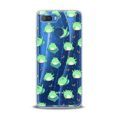 Lex Altern TPU Silicone Lenovo Case Kawaii Frogs Pattern