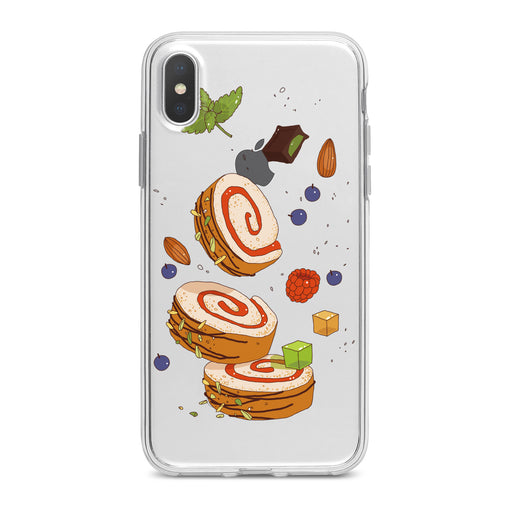 Lex Altern Healthy Sweets Phone Case for your iPhone & Android phone.