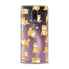 Lex Altern TPU Silicone Phone Case Cute Korgi Pattern
