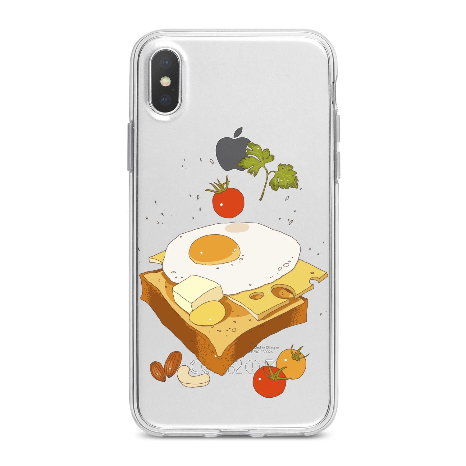 Lex Altern Tasty Sandwich Phone Case for your iPhone & Android phone.
