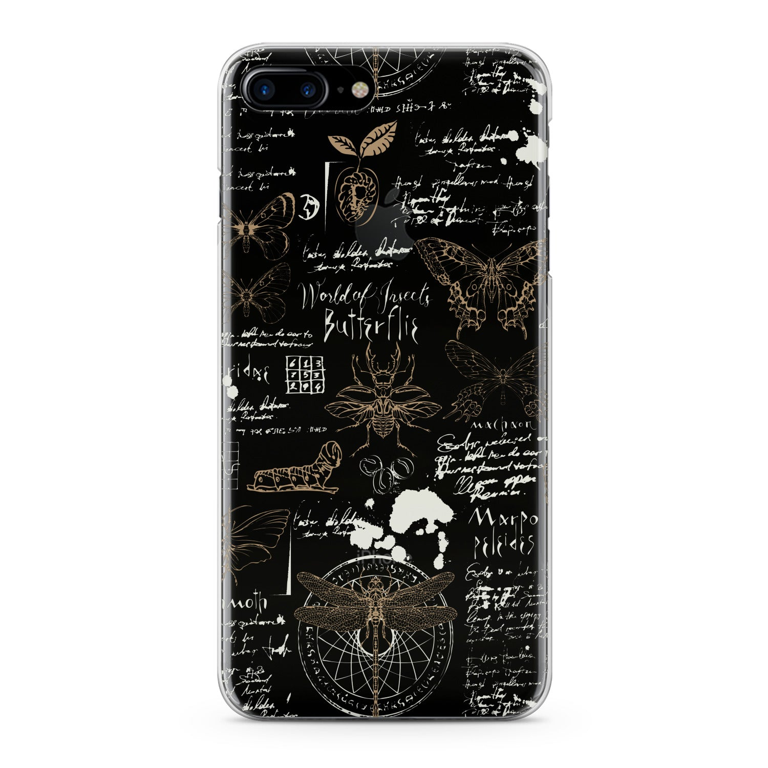 Lex Altern Butterflies Unique Print Phone Case for your iPhone & Android phone.