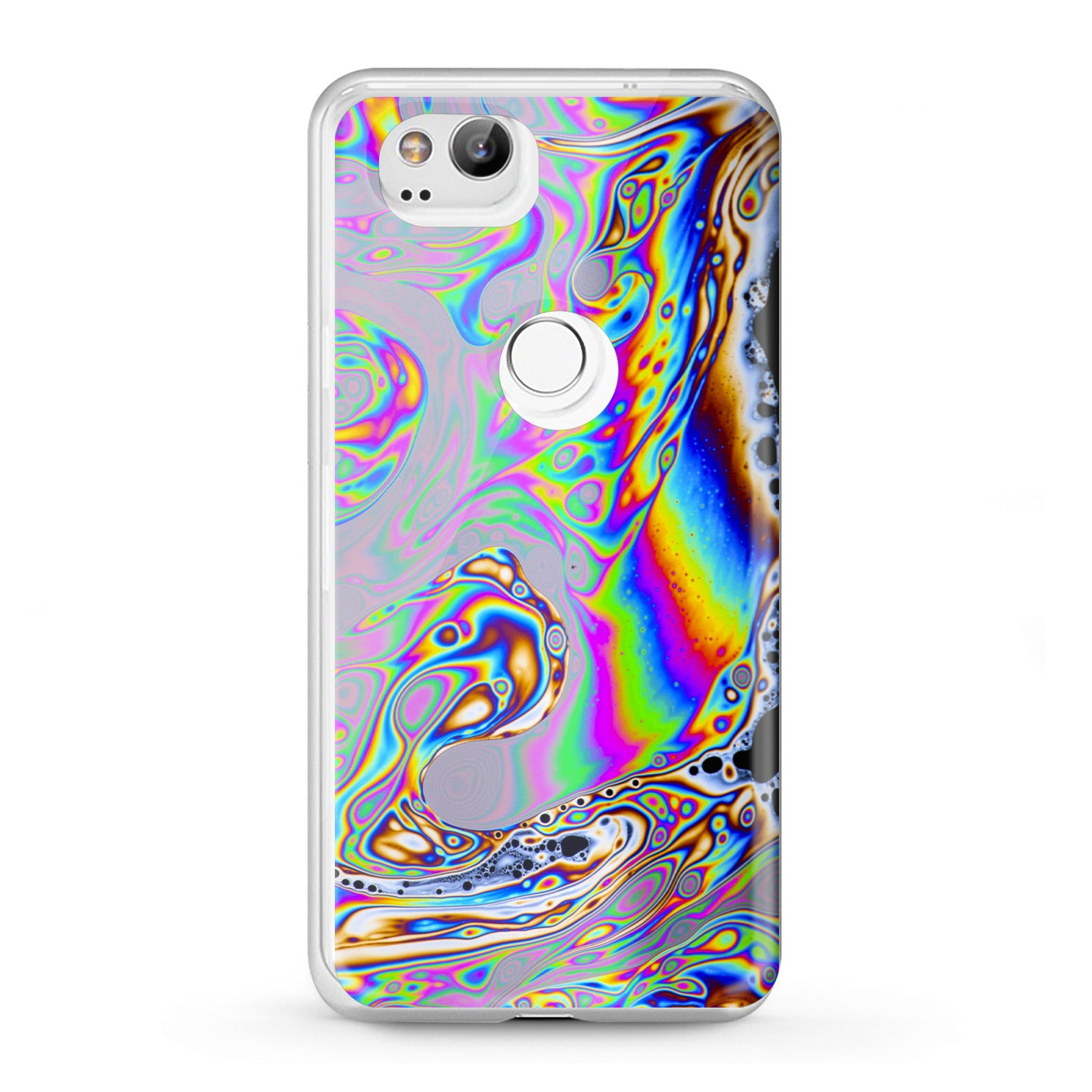 Lex Altern Google Pixel Case Iridescent Visual Arts