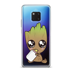 Lex Altern TPU Silicone Huawei Honor Case Lovely Baby Groot
