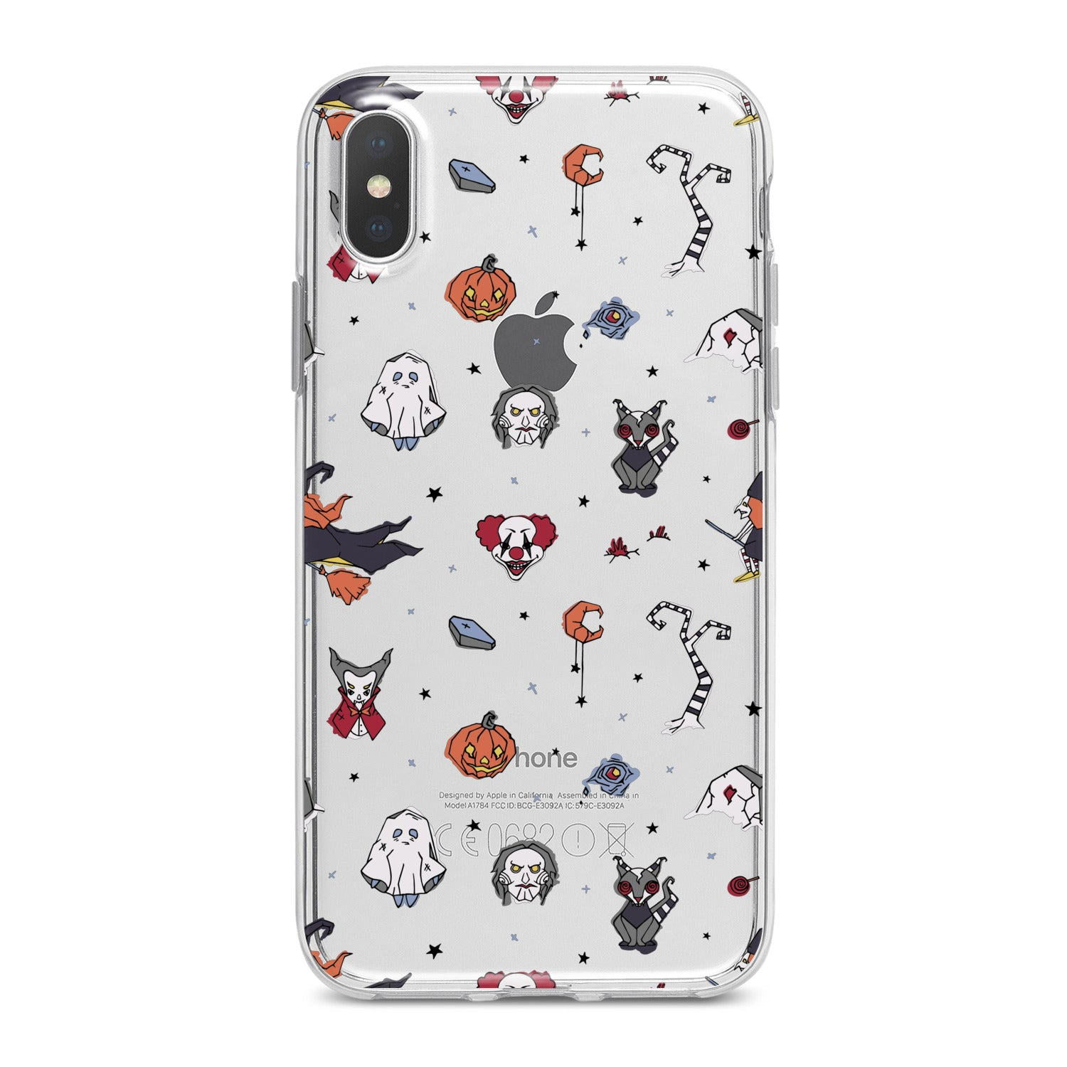 Lex Altern Halloween Theme Phone Case for your iPhone & Android phone.