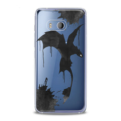 Lex Altern TPU Silicone HTC Case Toothless Dragon