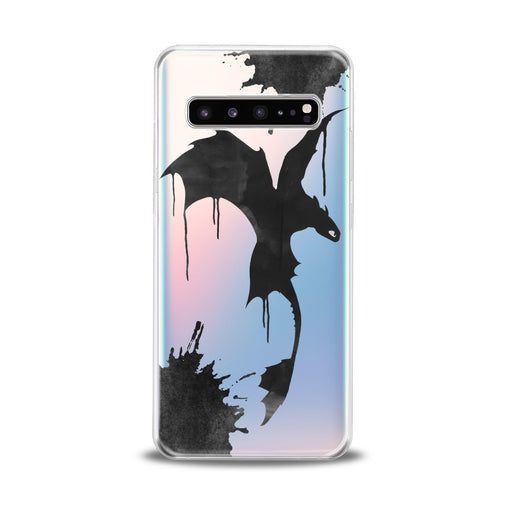 Lex Altern Toothless Dragon Samsung Galaxy Case