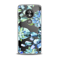 Lex Altern TPU Silicone Phone Case Cactus Watercolor