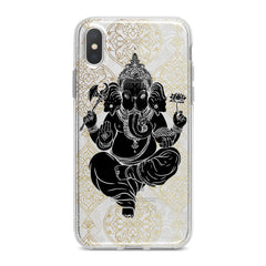Lex Altern Black Ganesha Phone Case for your iPhone & Android phone.