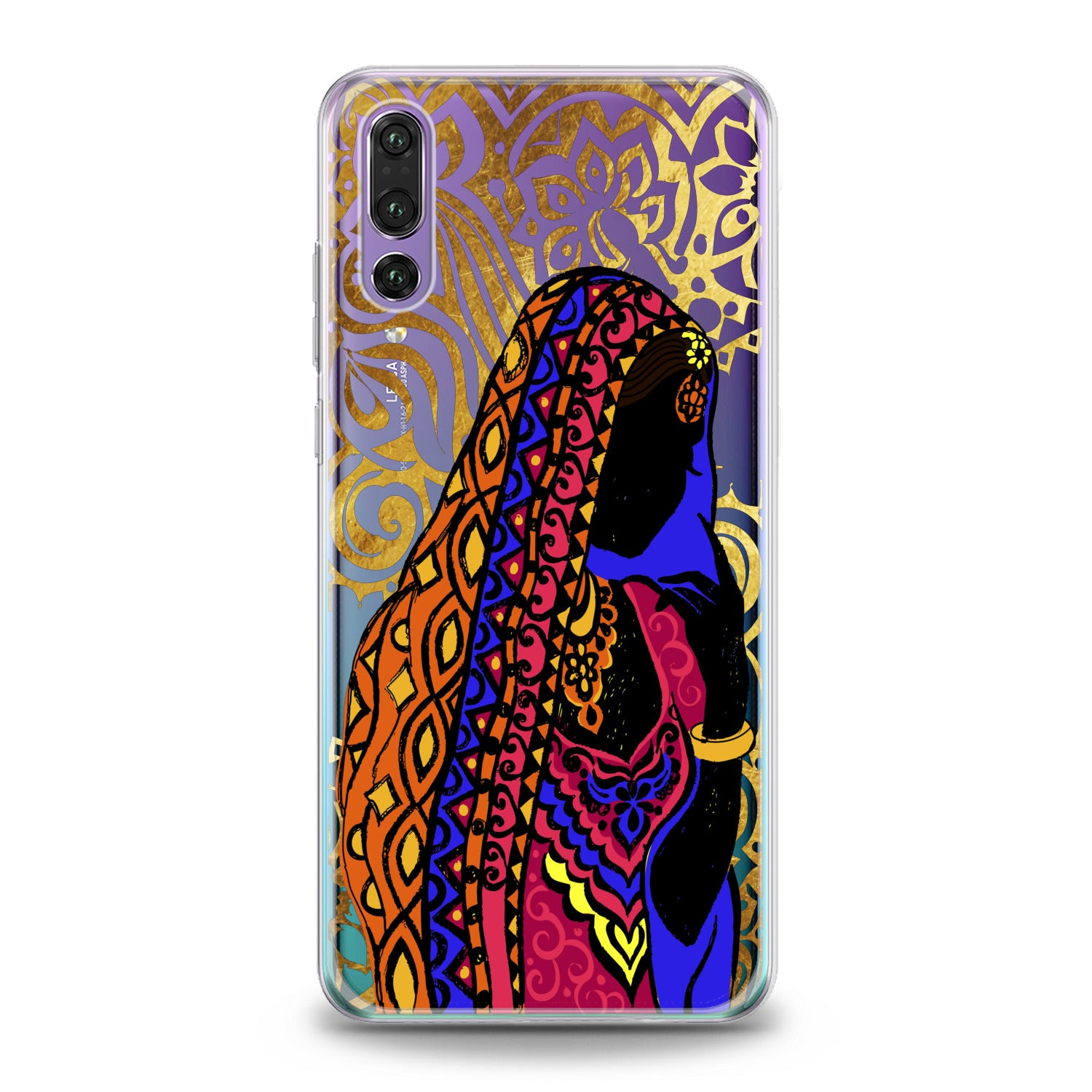 Lex Altern Indian Woman Huawei Honor Case