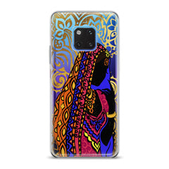 Lex Altern TPU Silicone Huawei Honor Case Indian Woman