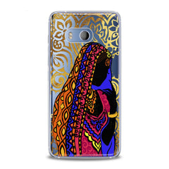 Lex Altern TPU Silicone HTC Case Indian Woman