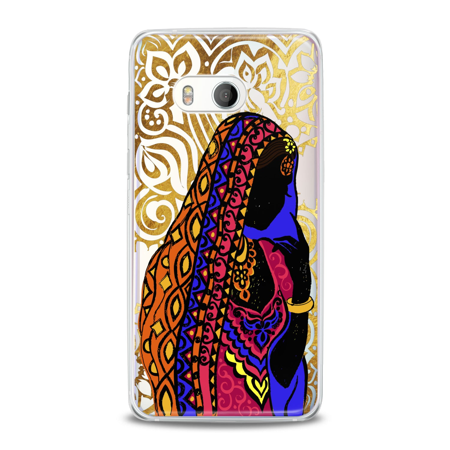 Lex Altern Indian Woman HTC Case