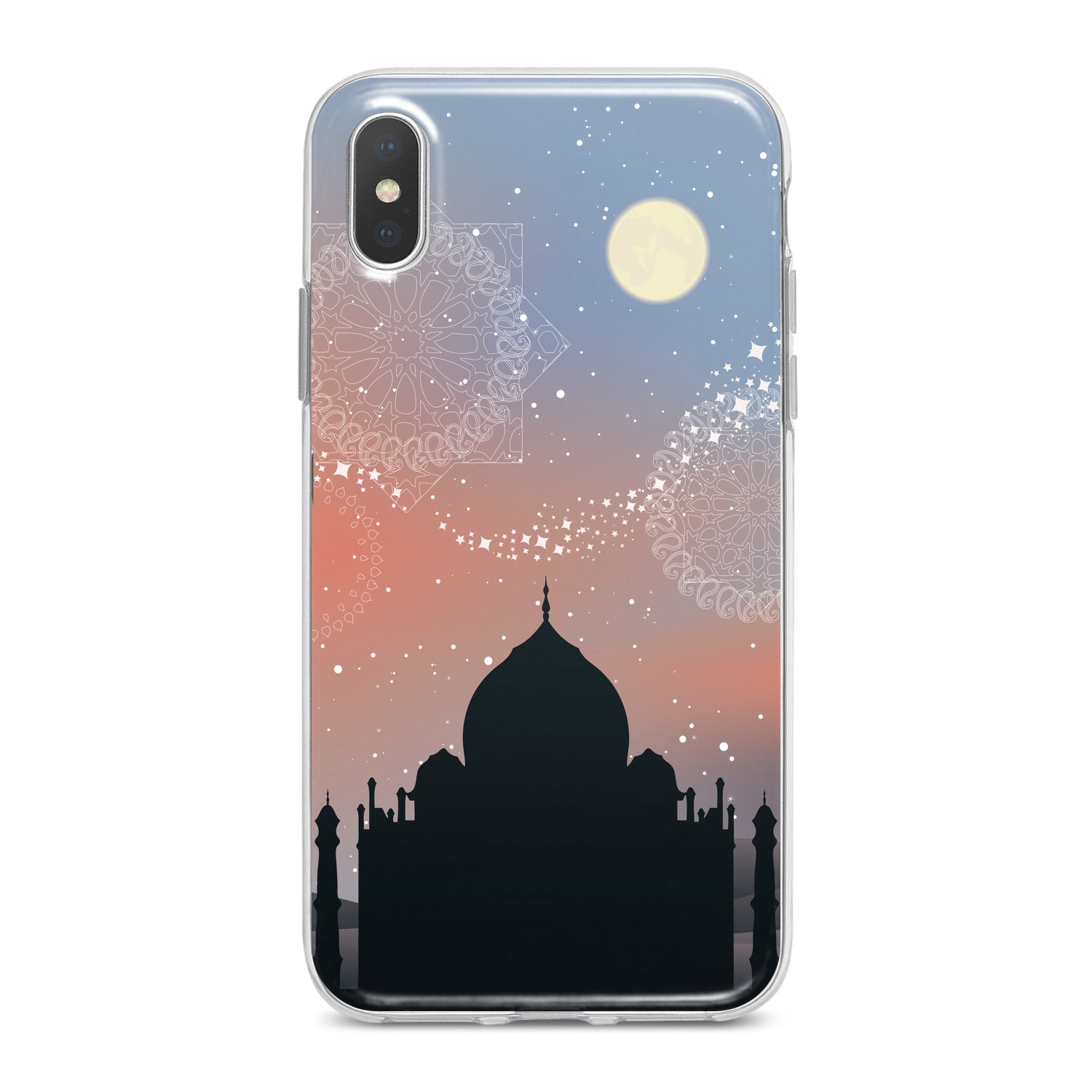 Lex Altern Taj Mahal View Phone Case for your iPhone & Android phone.