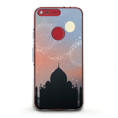 Lex Altern TPU Silicone Phone Case Taj Mahal View