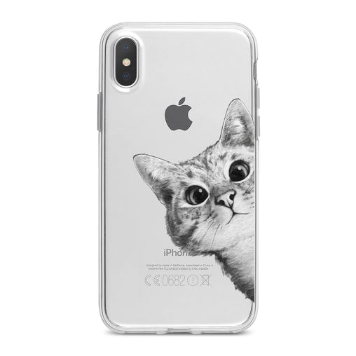 Lex Altern Cute Kitten Phone Case for your iPhone & Android phone.