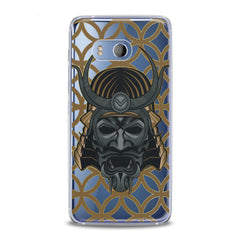 Lex Altern TPU Silicone HTC Case Japan Knight Mask