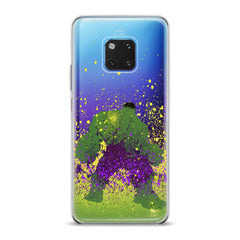 Lex Altern TPU Silicone Huawei Honor Case Halky Art