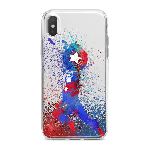 Lex Altern Super Hero Artwork Phone Case for your iPhone & Android phone.