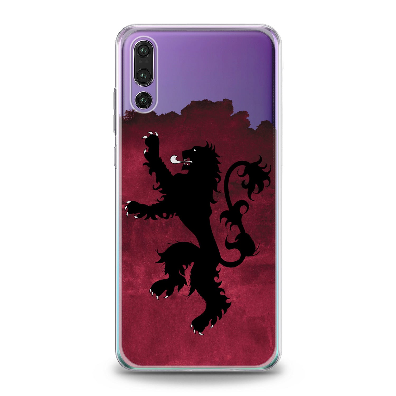 Lex Altern Lannister Print Huawei Honor Case