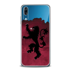 Lex Altern TPU Silicone Huawei Honor Case Lannister Print
