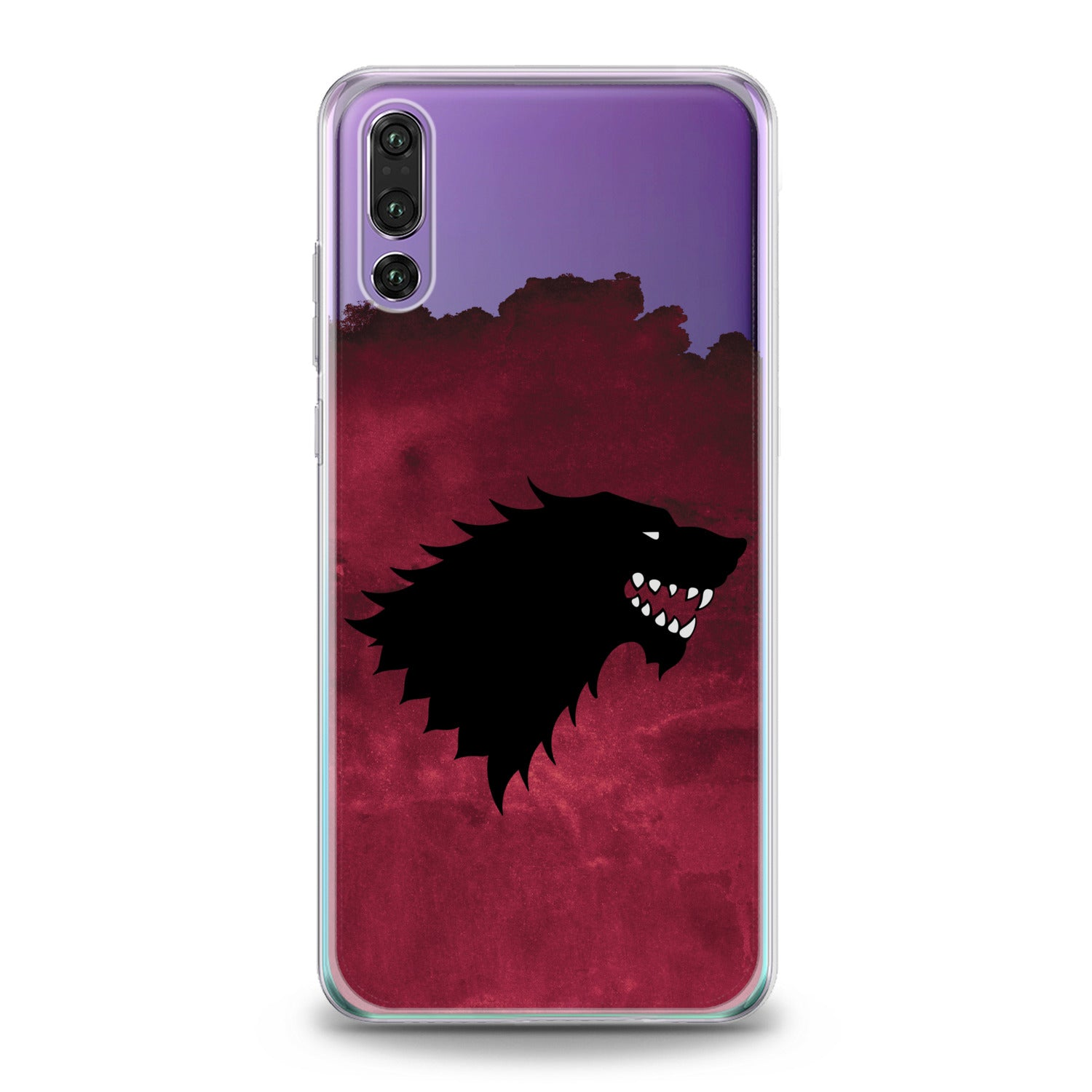 Lex Altern Stark Art Huawei Honor Case