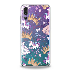 Lex Altern Cute Unicorn Pattern Huawei Honor Case