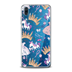 Lex Altern TPU Silicone Huawei Honor Case Cute Unicorn Pattern