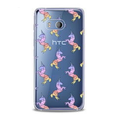 Lex Altern Origami Unicorn Pattern HTC Case