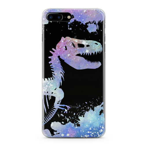 Lex Altern Purple Dinosaur Phone Case for your iPhone & Android phone.