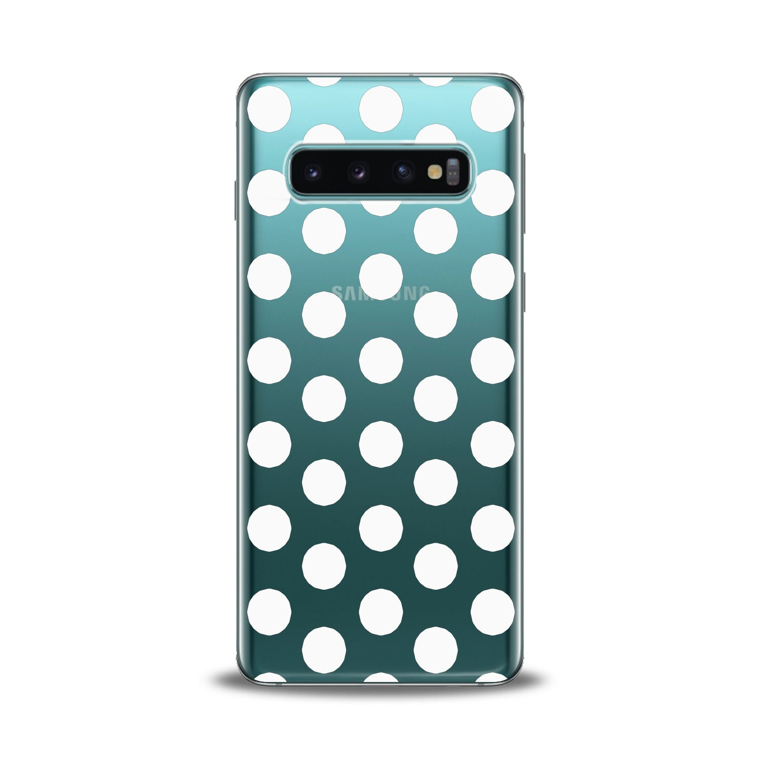 Lex Altern Polka Dot Samsung Galaxy Case
