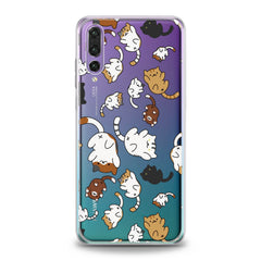 Lex Altern Adorable Cats Huawei Honor Case