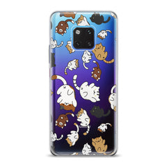 Lex Altern TPU Silicone Huawei Honor Case Adorable Cats