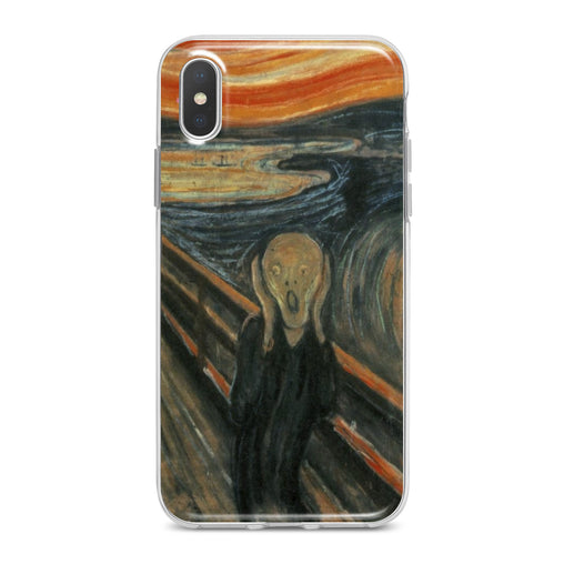 Lex Altern Scream Phone Case for your iPhone & Android phone.