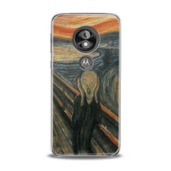 Lex Altern TPU Silicone Phone Case Scream