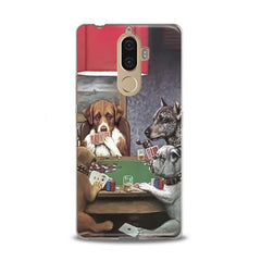 Lex Altern Dogs Playing Poker Lenovo Case