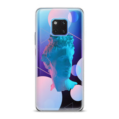 Lex Altern TPU Silicone Huawei Honor Case Abstract Sculpture