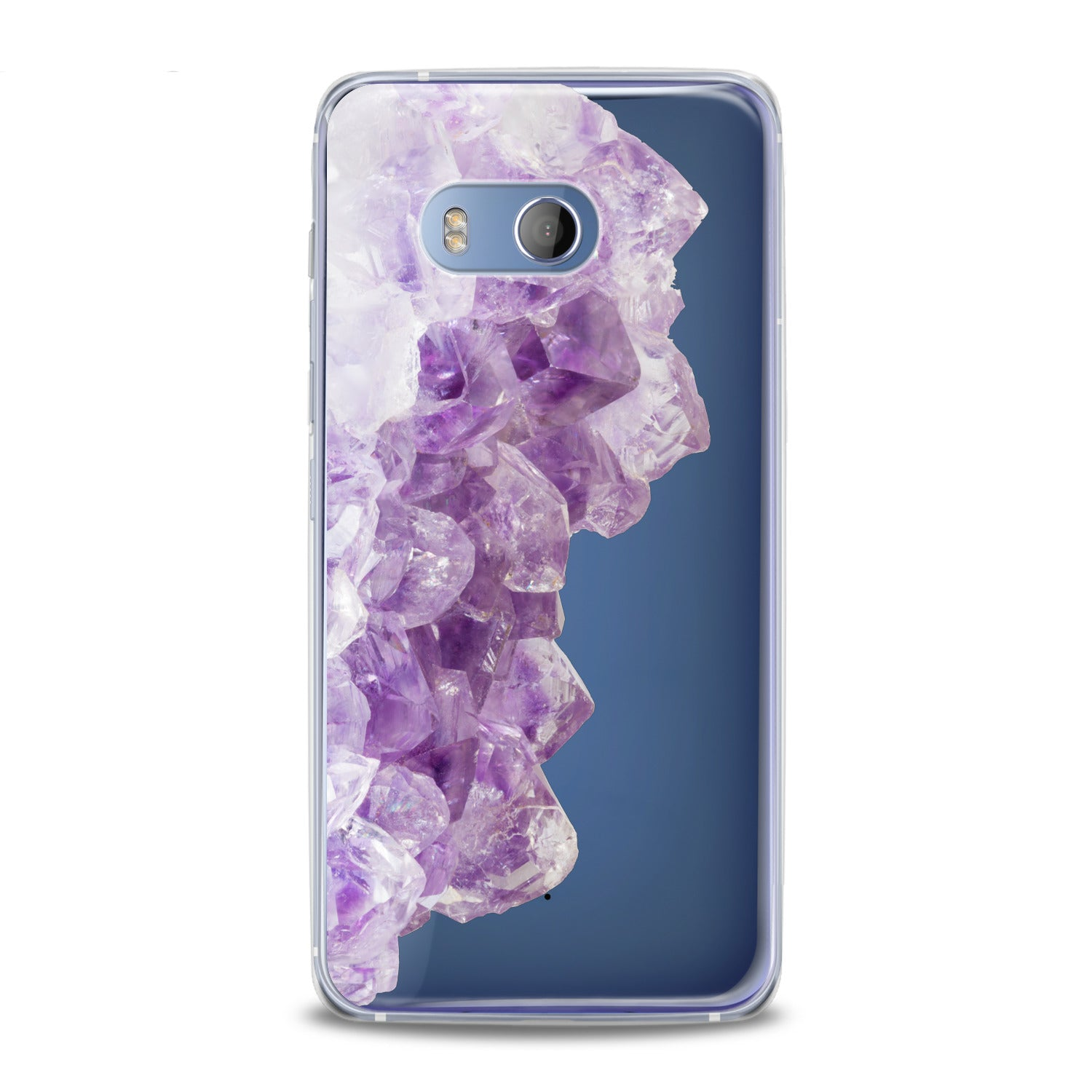 Lex Altern Purple Minerals HTC Case