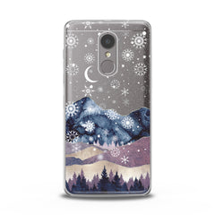Lex Altern Snowy Mountain Nature Lenovo Case