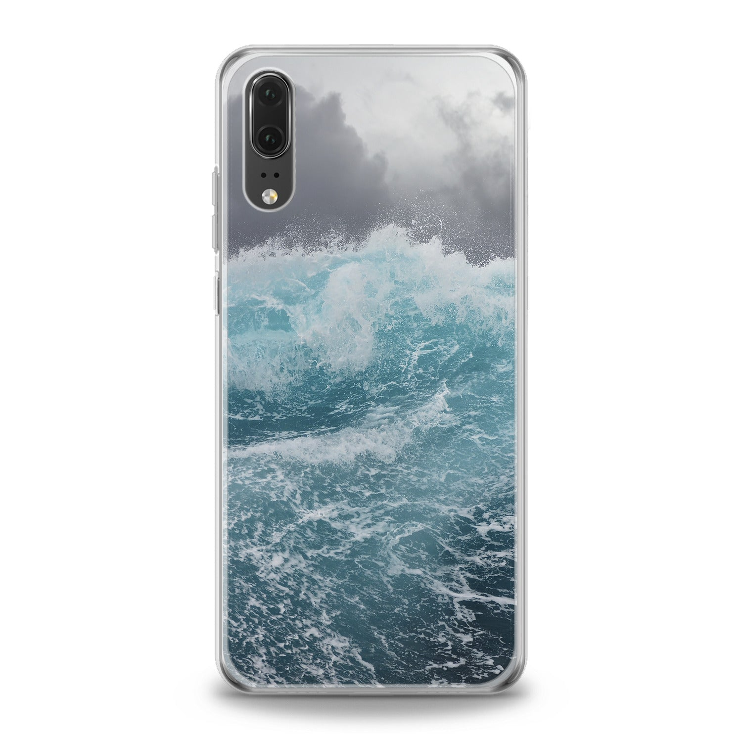 Lex Altern Storm Waves Huawei Honor Case