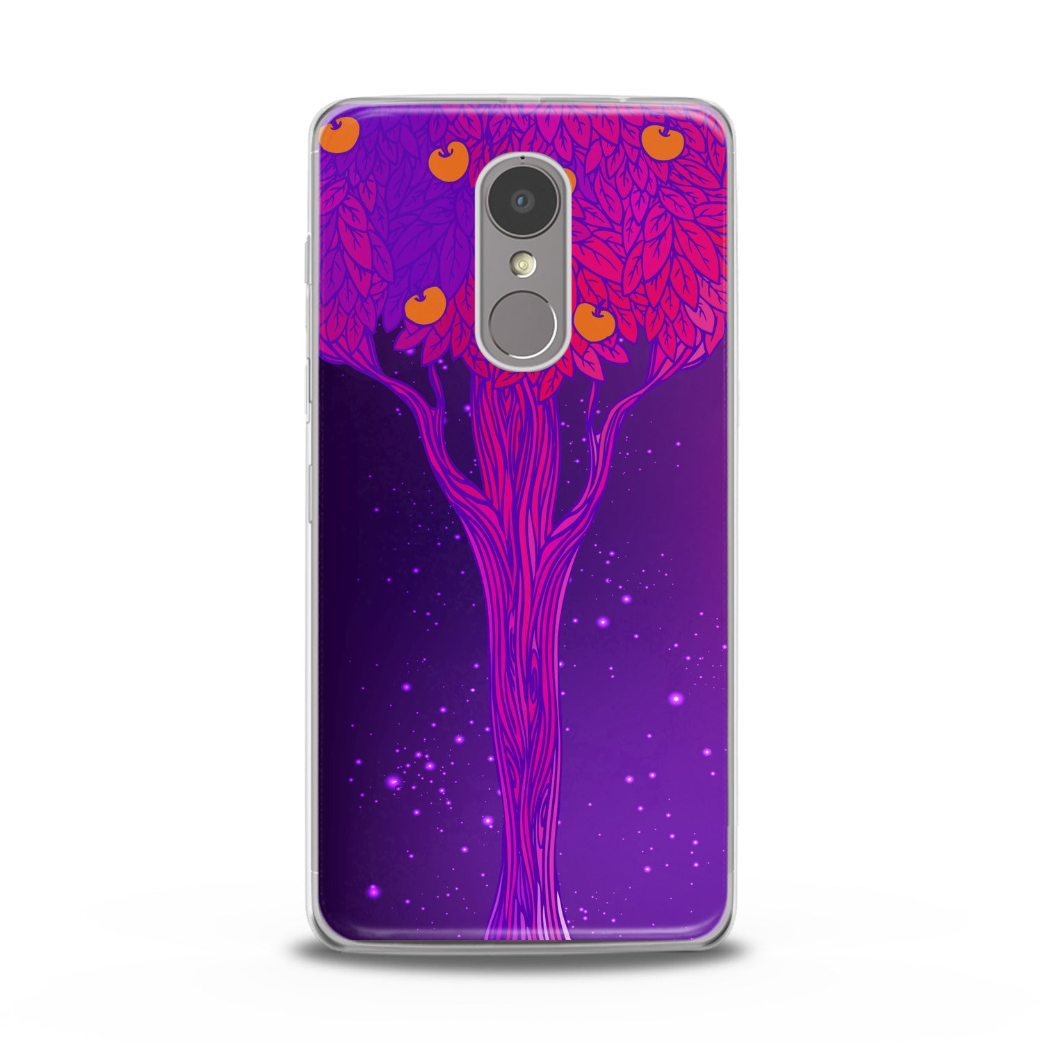 Lex Altern Purple Tree Lenovo Case
