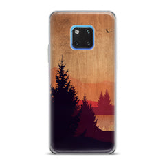Lex Altern TPU Silicone Huawei Honor Case Sunset Landscape
